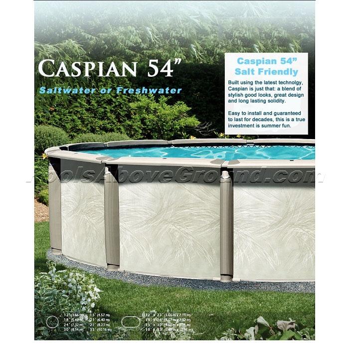 Caspian above ground pool Lakeland FL